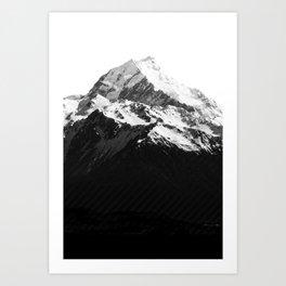 Mighty cloud piercer Art Print
