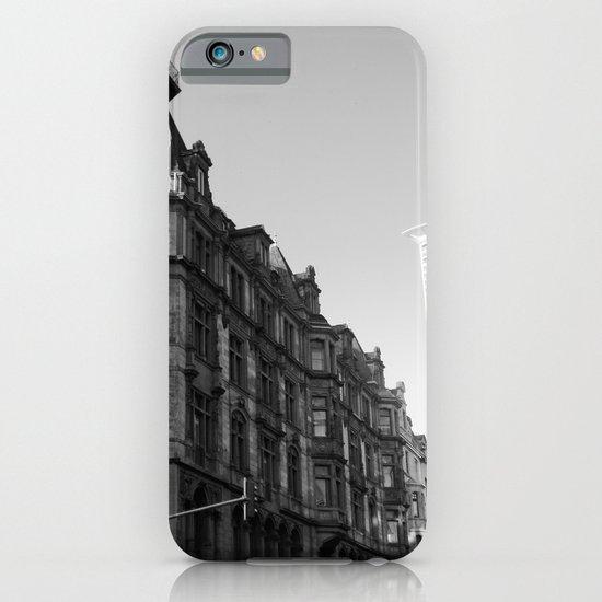Past Present iPhone & iPod Case