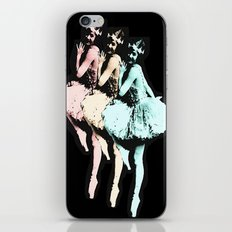 Dancing Girls iPhone Skin