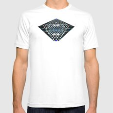 DOSA Mens Fitted Tee White MEDIUM