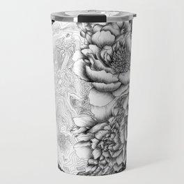 Moon Abloom Travel Mug