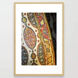 Topkapi Palace Framed Art Print