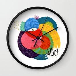 Salve ! Wall Clock