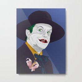Joker Nicholson Metal Print