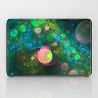 psychadelic iPad Cases featuring Inner Space by Lyle Hatch