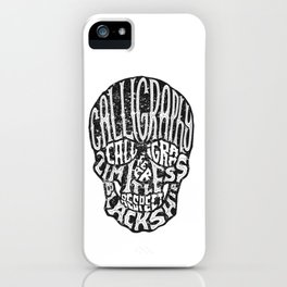 SKULLGRAM iPhone Case