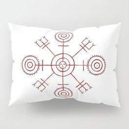 Veiðistafur - For Luck in Fishing Pillow Sham