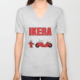 Ikera Unisex V-Neck