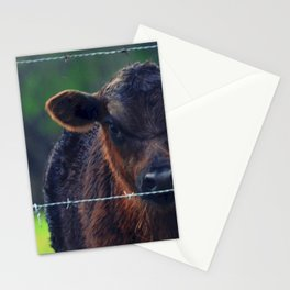 Moo Cow II Stationery Cards