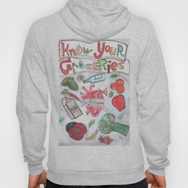 Know Your Groceries Hoody