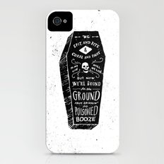 Poison iPhone (4, 4s) Slim Case