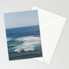 Where the Sky Meets the Sea in Hawaii Stationery Cards