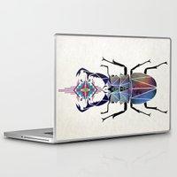 beetle Laptop & iPad Skins featuring beetle by Manoou