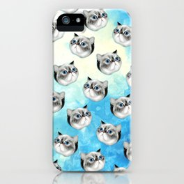 Walter and Sophie iPhone Case
