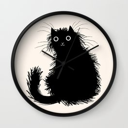 Moggy Wall Clock