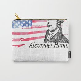 Alexander Hamilton The Musical Carry-All Pouch