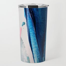 Crazed Travel Mug