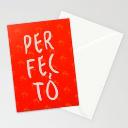 Perfecto Stationery Cards