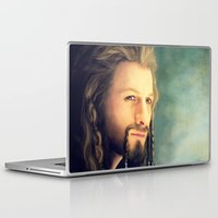 fili Laptop & iPad Skins featuring Fili by Alba Palacio