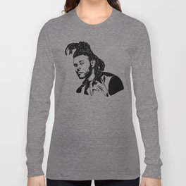 GET WITH THE WEEKEND Long Sleeve T-shirt