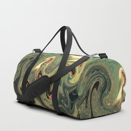 Abstract Painting X.2 Duffle Bag