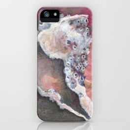 Conch with Barnacles iPhone Case