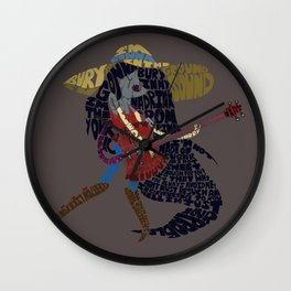 Marceline - I'm just your problem Wall Clock