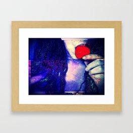 Circuit Siren Framed Art Print