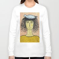 bride Long Sleeve T-shirts featuring bride by Norah Al-Owain