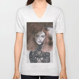 Ella x Monique Unisex V-Neck