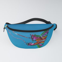 In the sky Fanny Pack