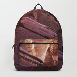Magical Slot Canyon in Arizona Backpack