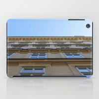 vienna iPad Cases featuring Abstract Vienna by Andrew Schmidt