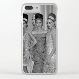 Model Mania (Pt. 6) Clear iPhone Case