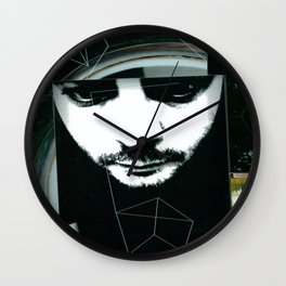 The Stare Wall Clock