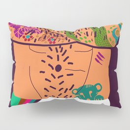 The artist - natural Pillow Sham