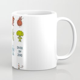 How Natural Selection Works Coffee Mug