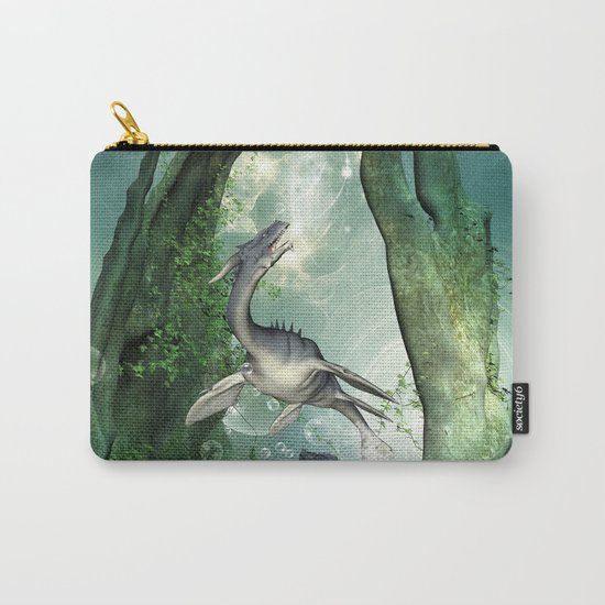 Awesome seadragon Carry-All Pouch
