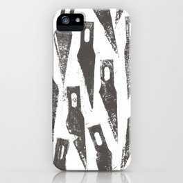 Blades iPhone Case