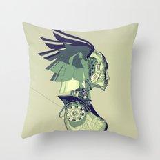 REBELLION fail Throw Pillow