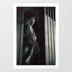 Vatican V Art Print