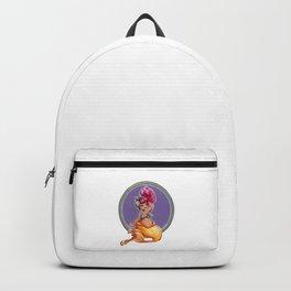 Curvy Mermaid Backpack