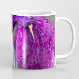 Sacred Trilogy: Water Irises Coffee Mug