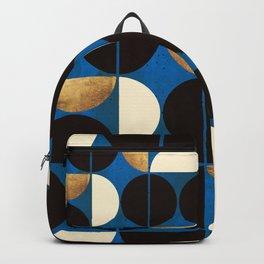 Retro Moon Backpack