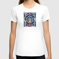 chakra T-shirts featuring Earth Chakra by The Art of Eric Carson
