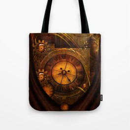 Awesome noble steampunk design Tote Bag