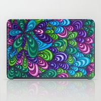 jungle iPad Cases featuring Jungle by datavis/pwowk