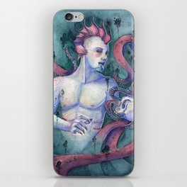 Keeper Of The Abyss iPhone Skin