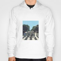 potter Hoodies featuring Potter Road by alboradas