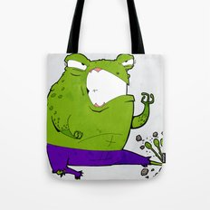 CRAPHULK - FAN ART AVENGER HULK Tote Bag